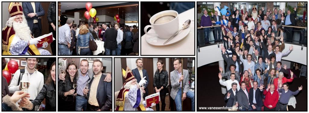 Collage 1 jarig bestaan Open Coffee Horst aan de Maas